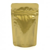 150g Gold Stand Up Pouch