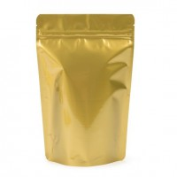 1kg Gold Stand Up Pouch