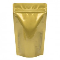 700g Gold Stand Up Pouch